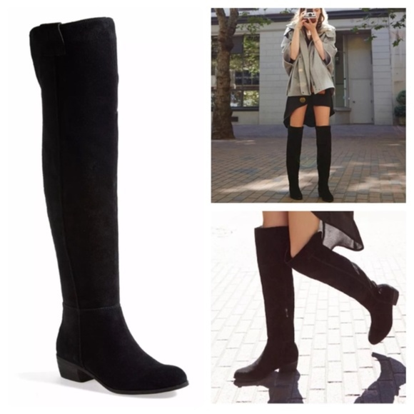 71db7edb3e70 Sam Edelman Johanna Over-the-Knee Boots. M 5b55e7c103087cfa1f51cd33